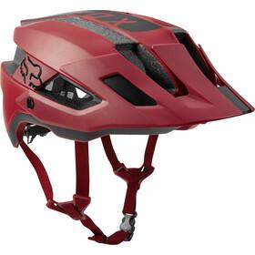 Fox Flux Rush Casco de bicicleta Hombre, cardinal